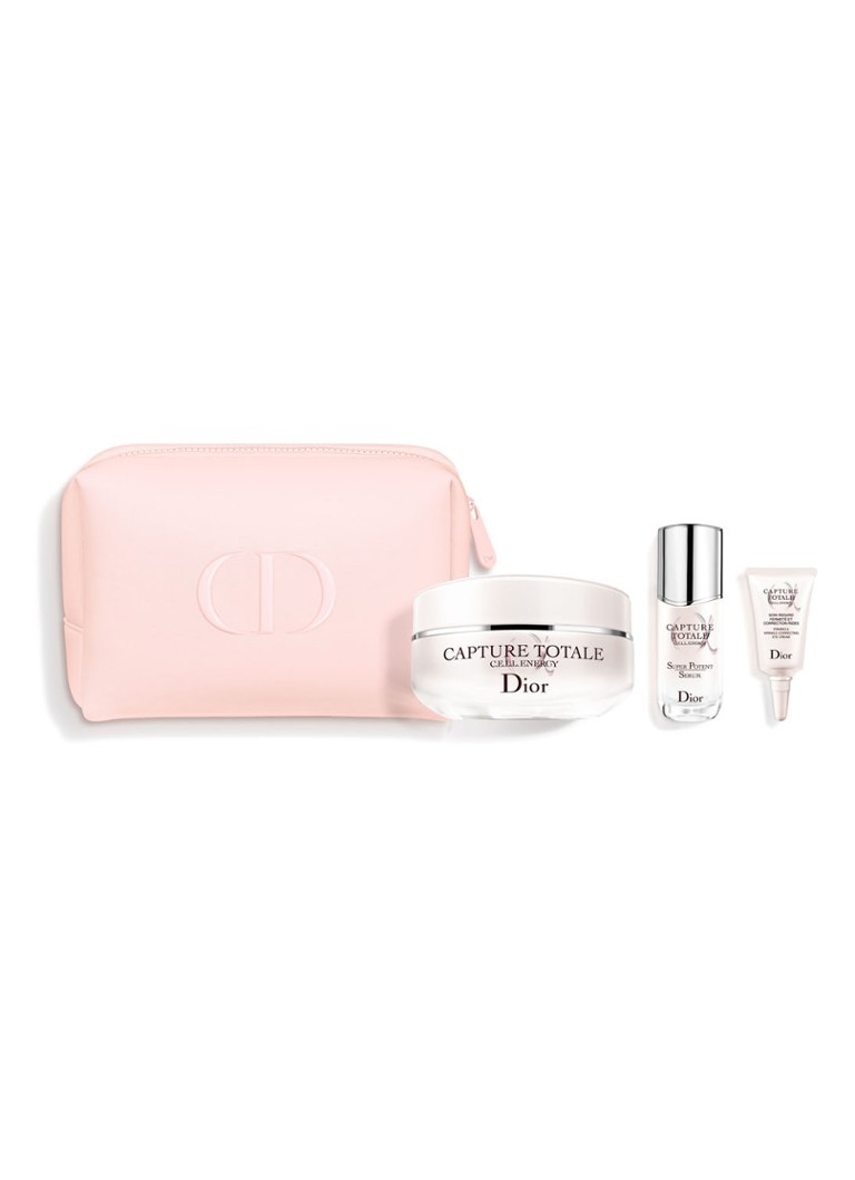 DIOR - Capture Totale Totale Anti-Ageing Set - Limited Edition verzorgingsset - null