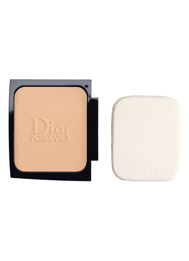 DIOR - Diorskin Extreme Control Compact Foundation SPF 20 PA+++ Refill - foundation navulling - 020 Light Beige