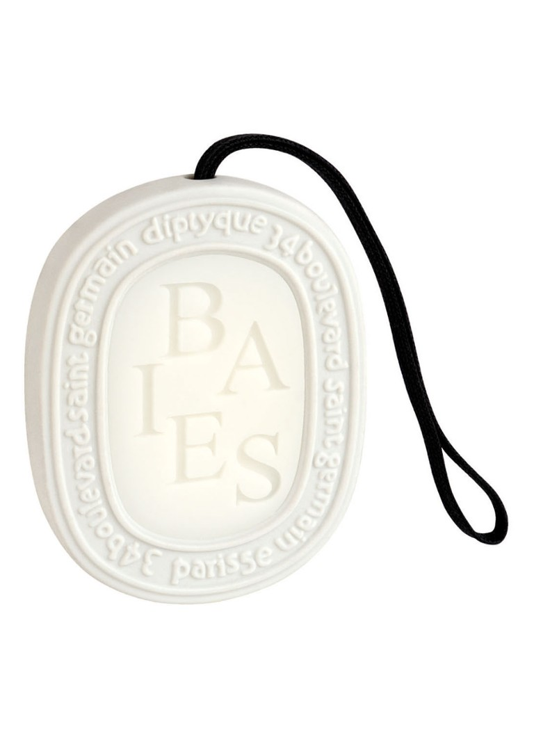 diptyque - Baies Scented Oval - geurdiffuser - null