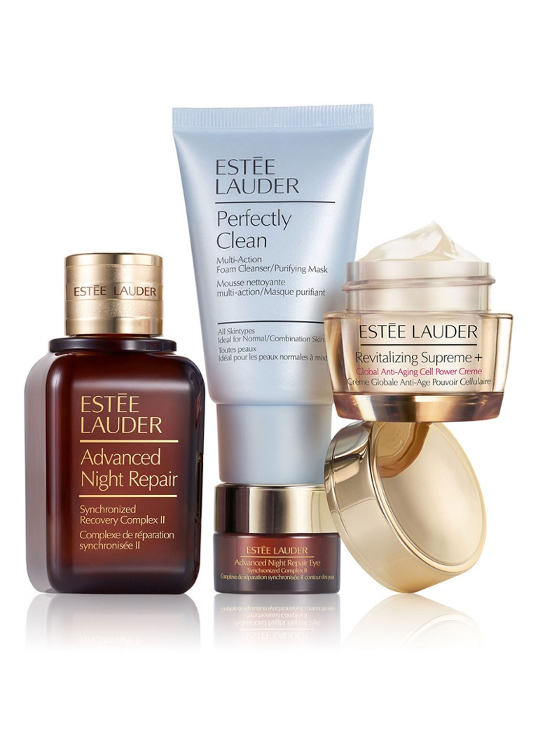 est e lauder coffret anti ge advanced night repair revitalizing supreme serum de bijenkorf. Black Bedroom Furniture Sets. Home Design Ideas