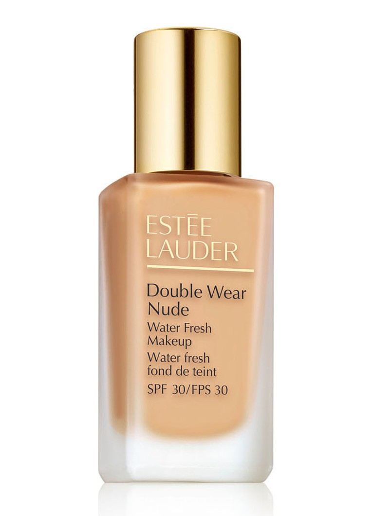 est e lauder double wear nude water fresh makeup spf30