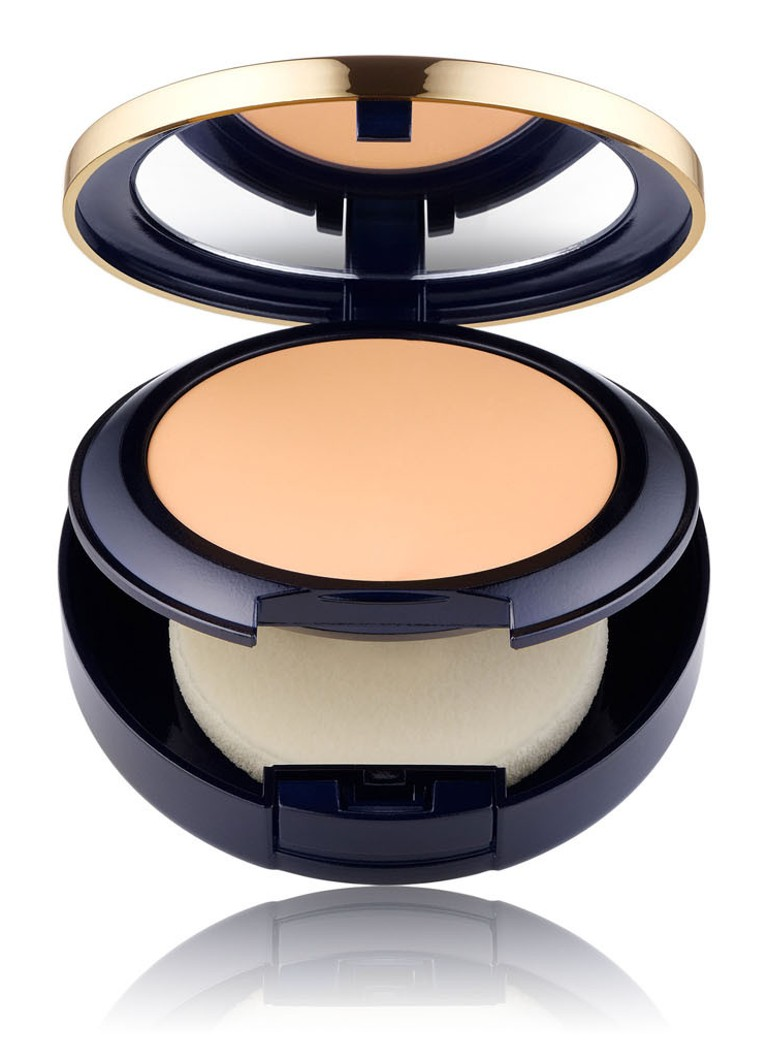 Estée Lauder - Double Wear Stay-in-Place Matte Powder Foundation SPF 10 - compact foundation - 4C1 Outdoor Beige
