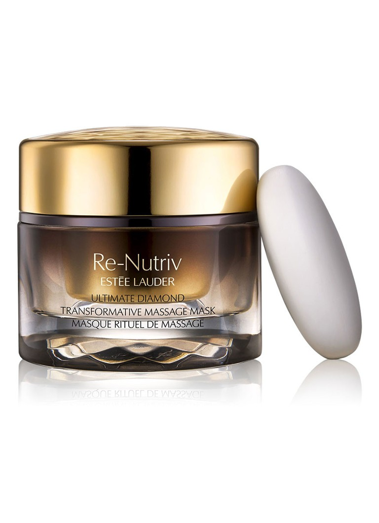 Estée Lauder - Re-Nutriv Ultimate Diamond Transformative Thermal Ritual Massage Mask - masker -