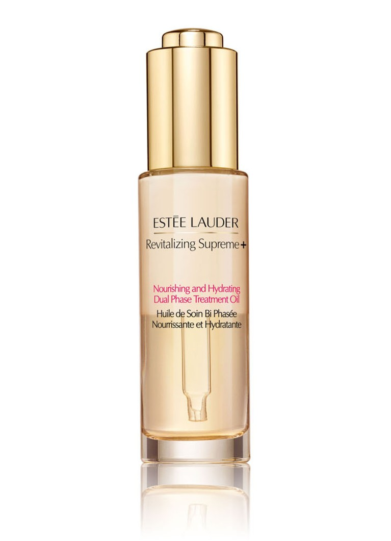 Estée Lauder - Revitalizing Supreme+ Nourishing Hydrating Treatment Dual Phase Oil - gezichtsolie - null