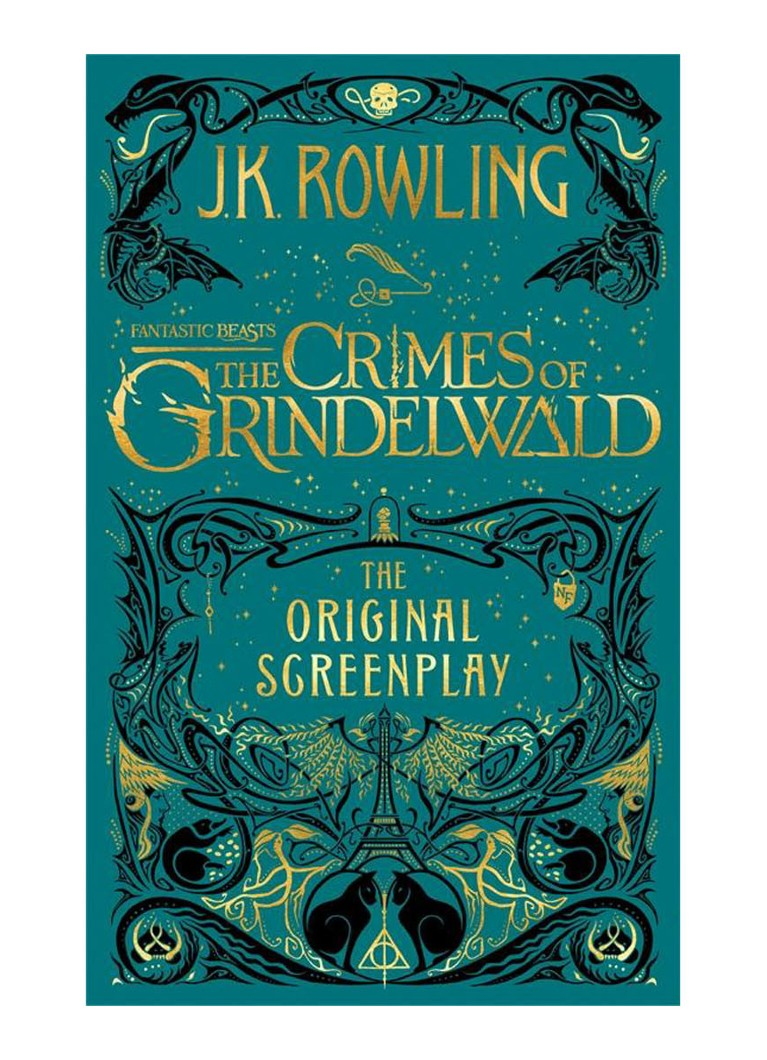 undefined - Fantastic Beasts: The Crimes of Grindelwald - The Original Screenplay -