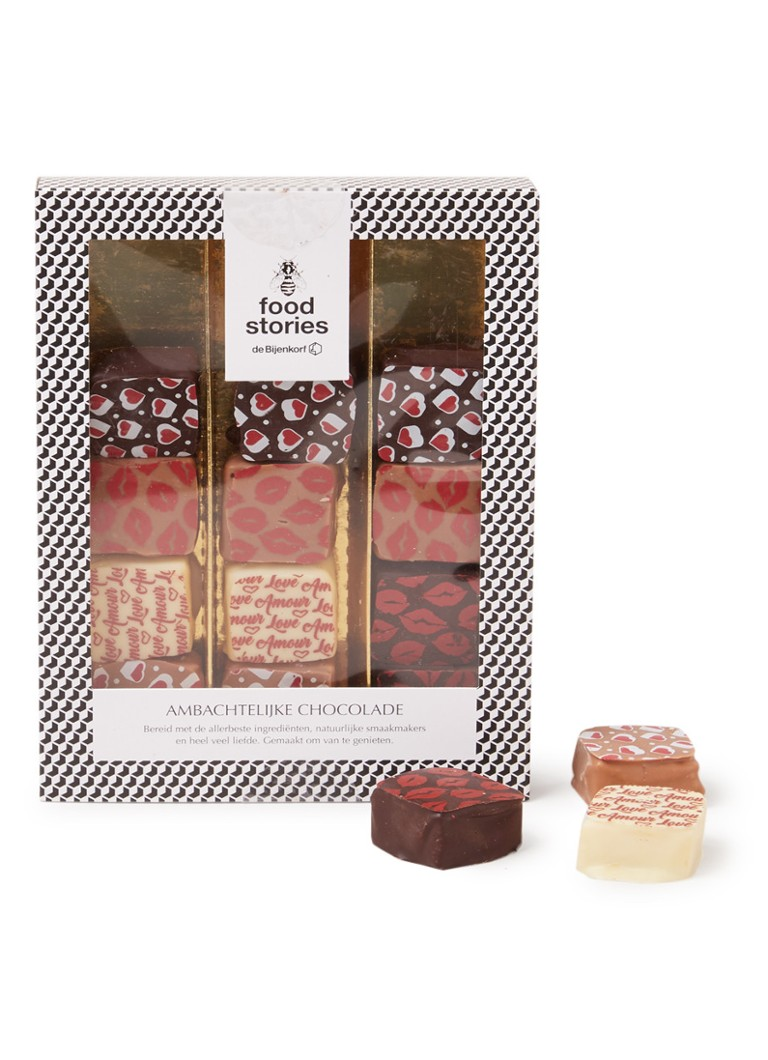 food stories - Chooclade bonbons 15 stuks - null