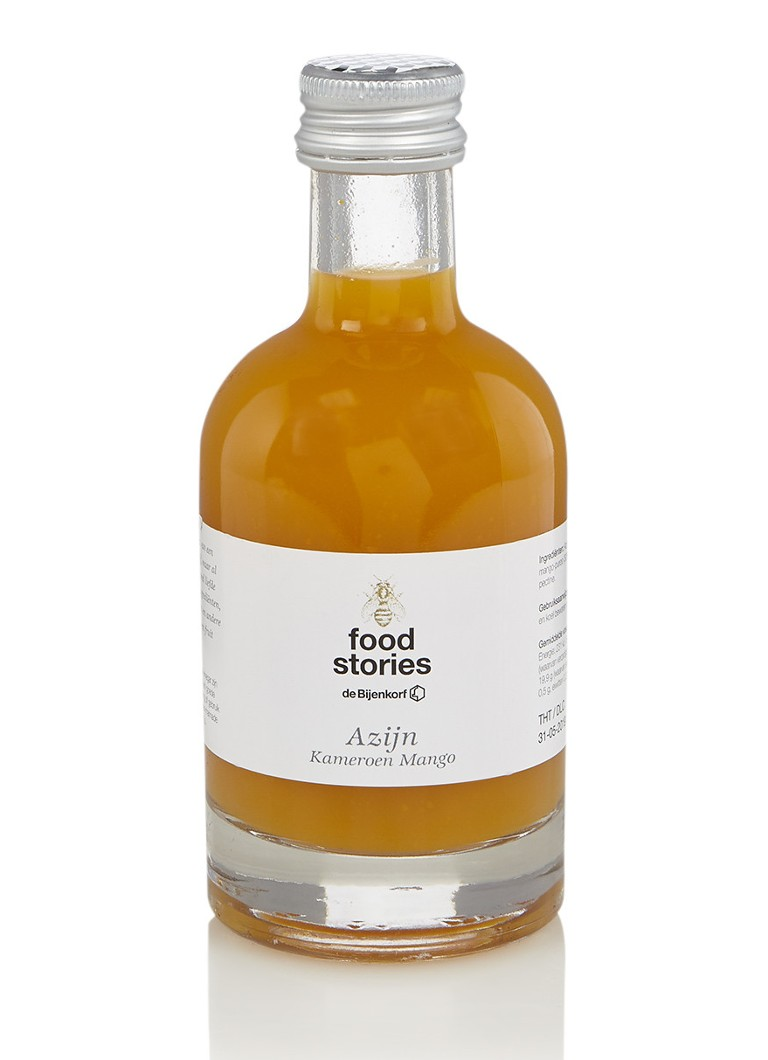 food stories - Kameroen Mango azijn 200 ml - null
