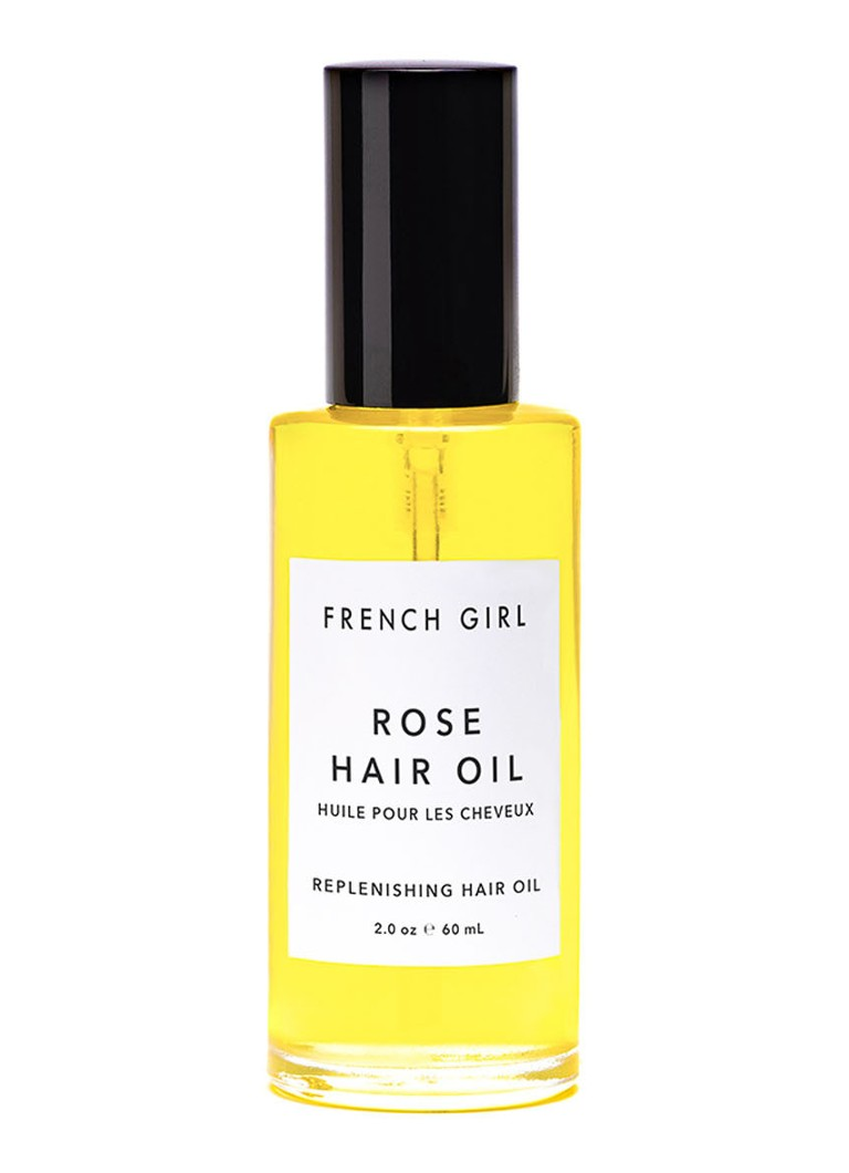 French Girl - Rose Replenishing Hair Oil - haarserum - null