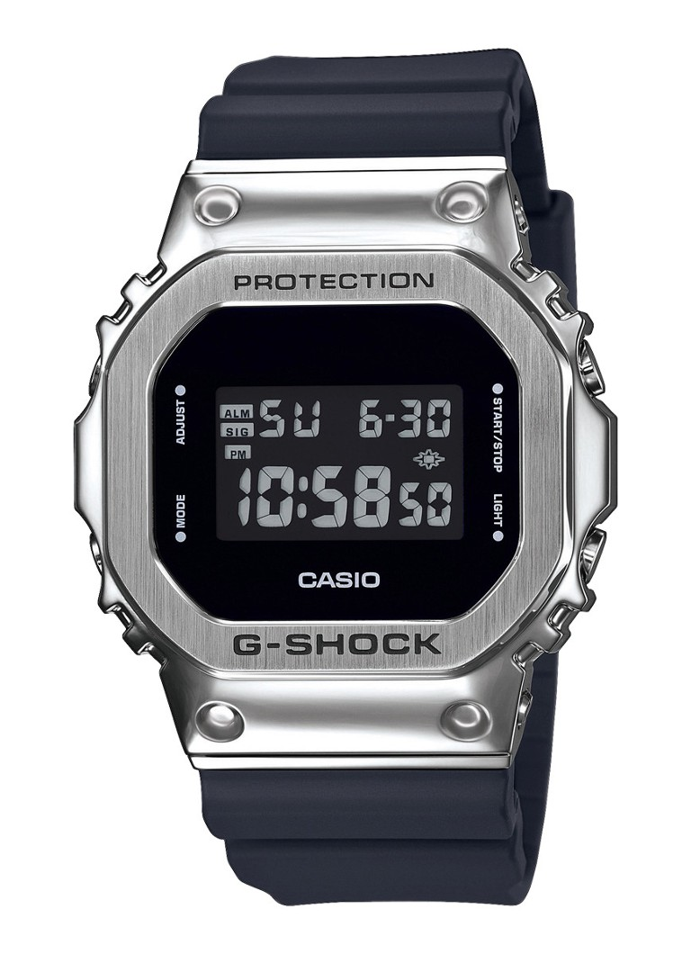 G-Shock - The Origin horloge GM-5600-1ER - Zilver