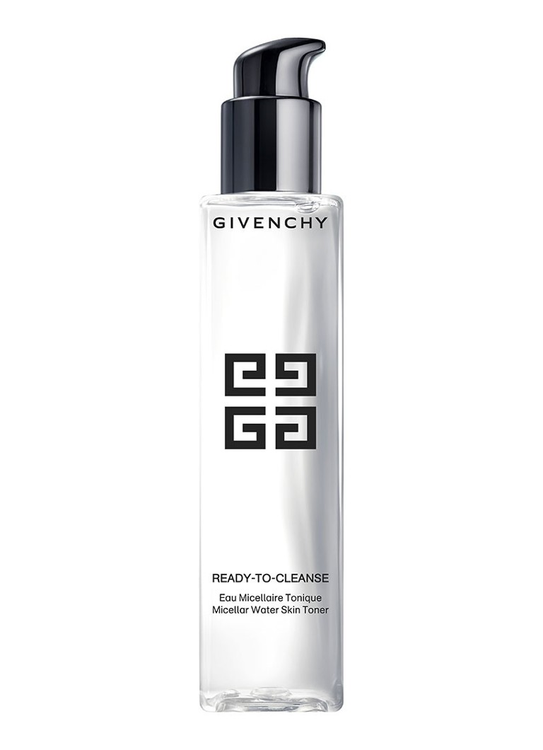 Givenchy - Ready-to-Cleanse Micellar Water Skin Toner - micellair reinigingswater - null