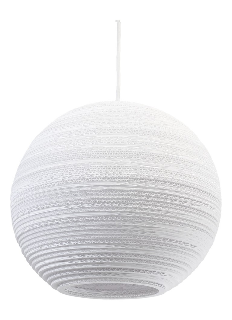 Graypants - Moon 14 White hanglamp - Wit