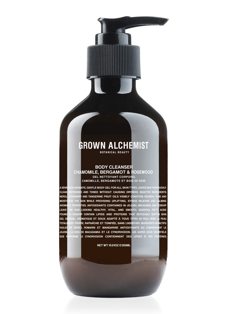 Grown Alchemist - Chamomile, Bergamot & Rosewood Body Cleanser - douchegel -