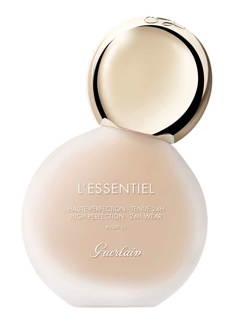 Guerlain - L'Essentiel High Perfection foundation 24h wear SPF15 - 01C