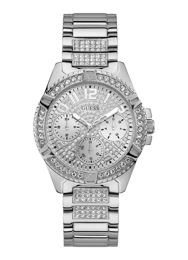 GUESS - Lady Frontier horloge W1156L1 - Zilver