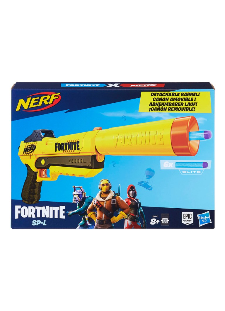Hasbro - Fortnite SP-L - Jaune