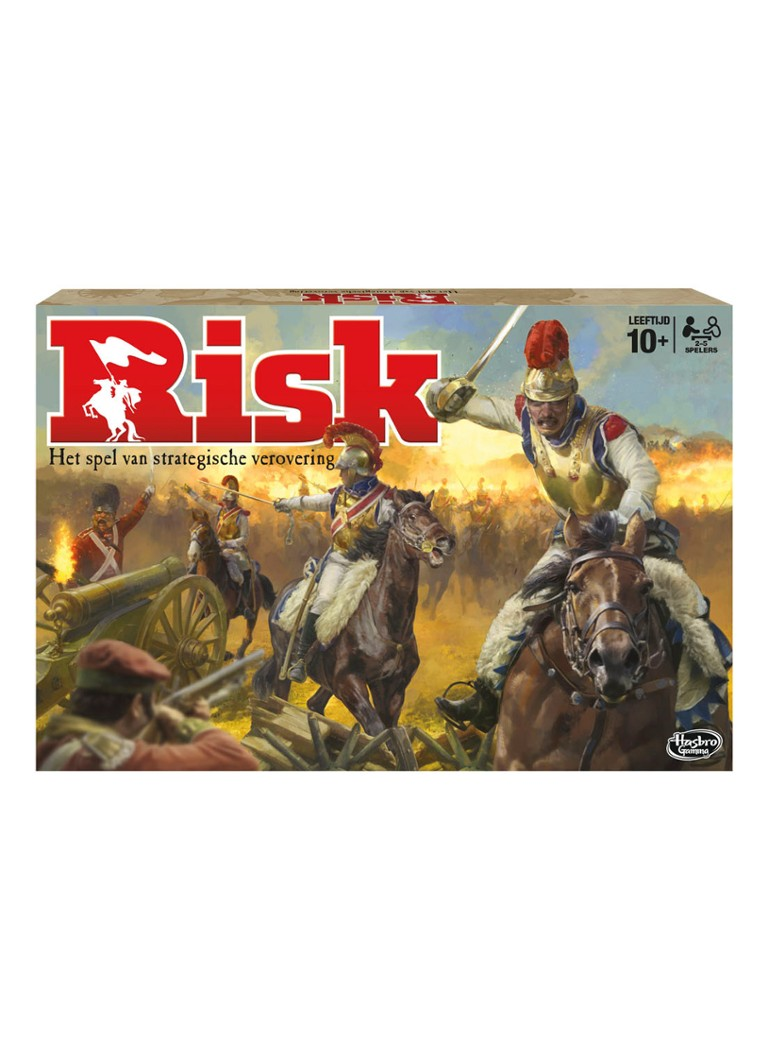Hasbro - - Risk - Multicouleur