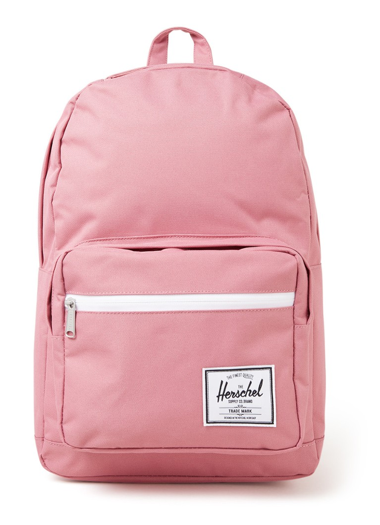 Herschel Supply - Pop Quiz rugzak met 15 inch laptopvak - unisex - Roze