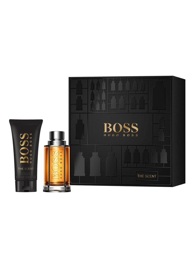 HUGO BOSS - Boss The Scent for Him Eau de Toilette - Limited Edition parfumset -