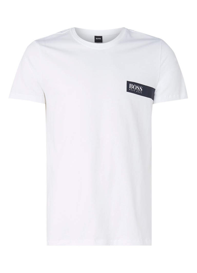 HUGO BOSS - T-Shirt RN 24 10216229 01  100 - Wit
