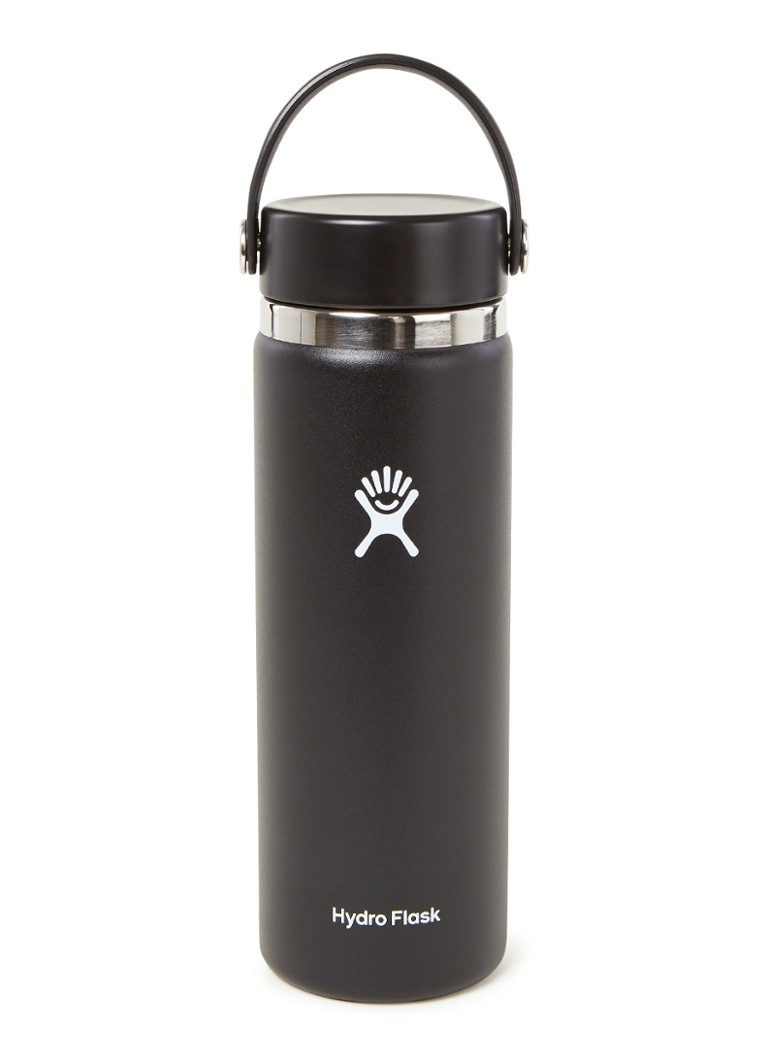 Hydro Flask - Thermosbeker 47 cl - Zwart