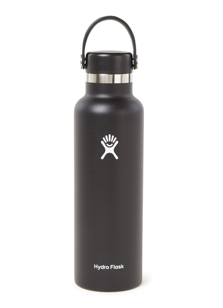 Hydro Flask - Thermosfles 62 cl - Zwart