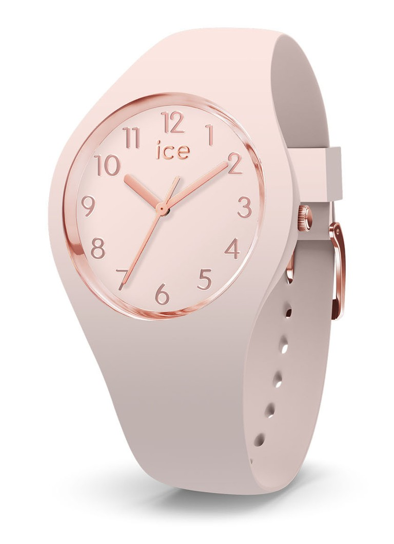 Ice-Watch - Glam Colour Horloge IW015330 - Lichtroze