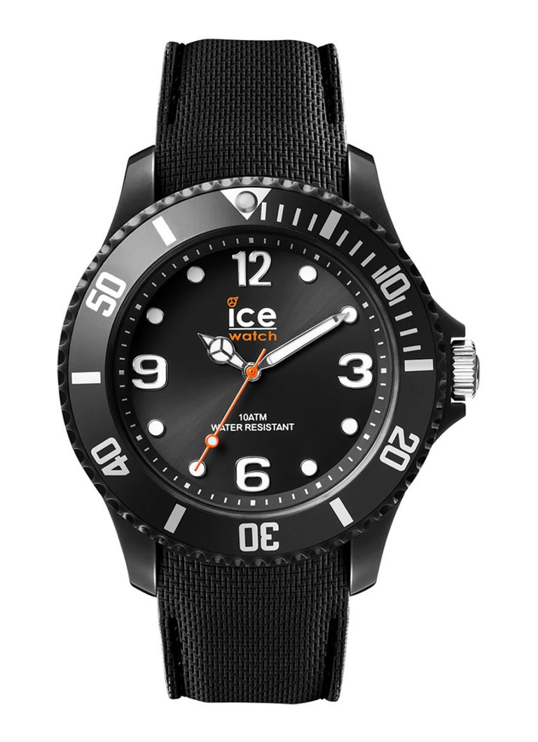 Ice-Watch - Sixty Nine Horloge IW007265 - Zwart