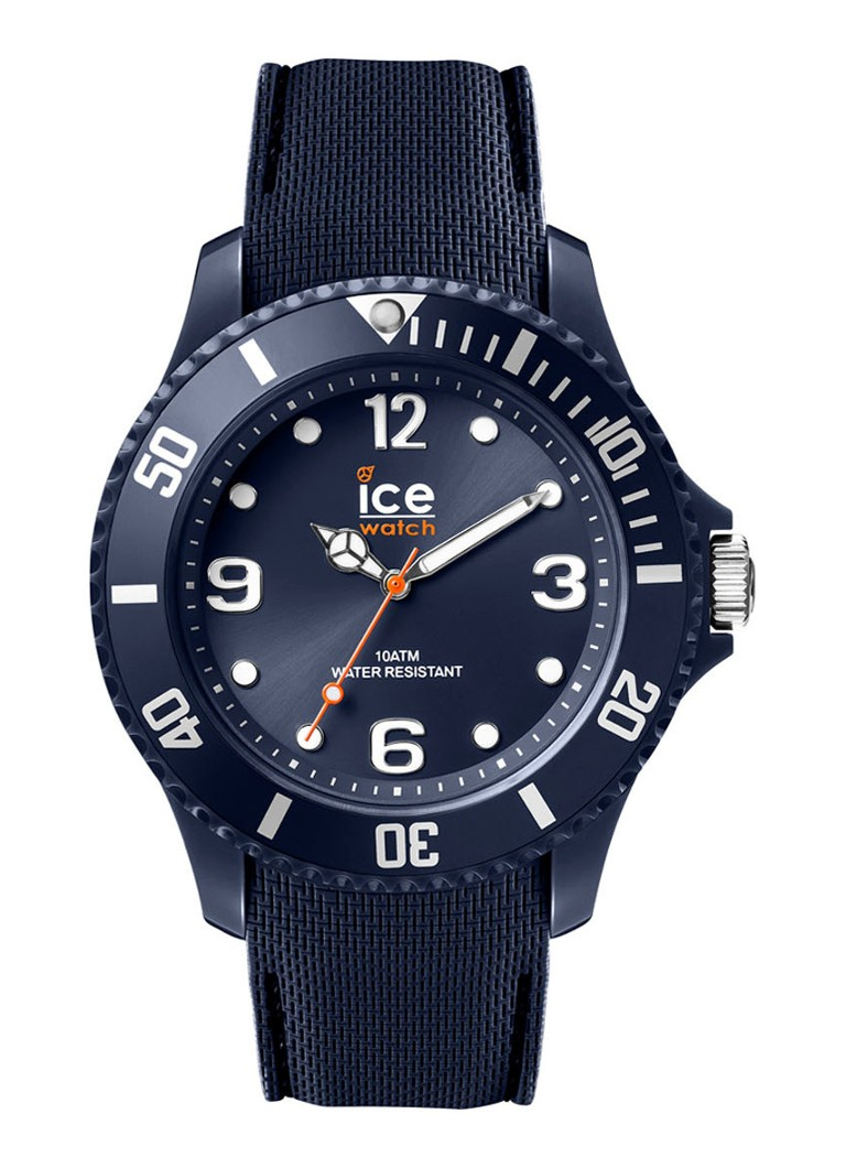 Ice-Watch - Sixty Nine Horloge IW007278 - Donkerblauw