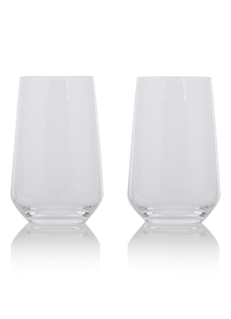 iittala - Glas 55 cl set van 2 - Naturel