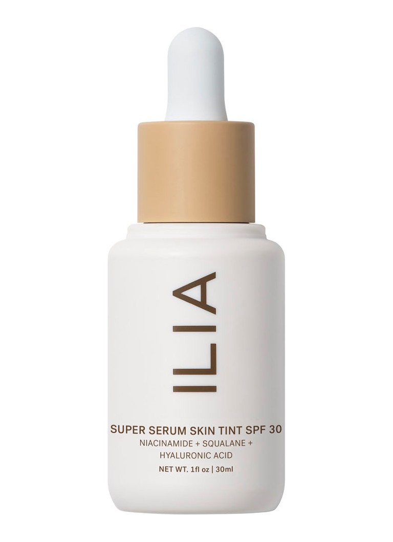 ILIA Beauty - Super Serum Skin Tint Broad Spectrum SPF30 - sérum teinté - Formosa - ST4