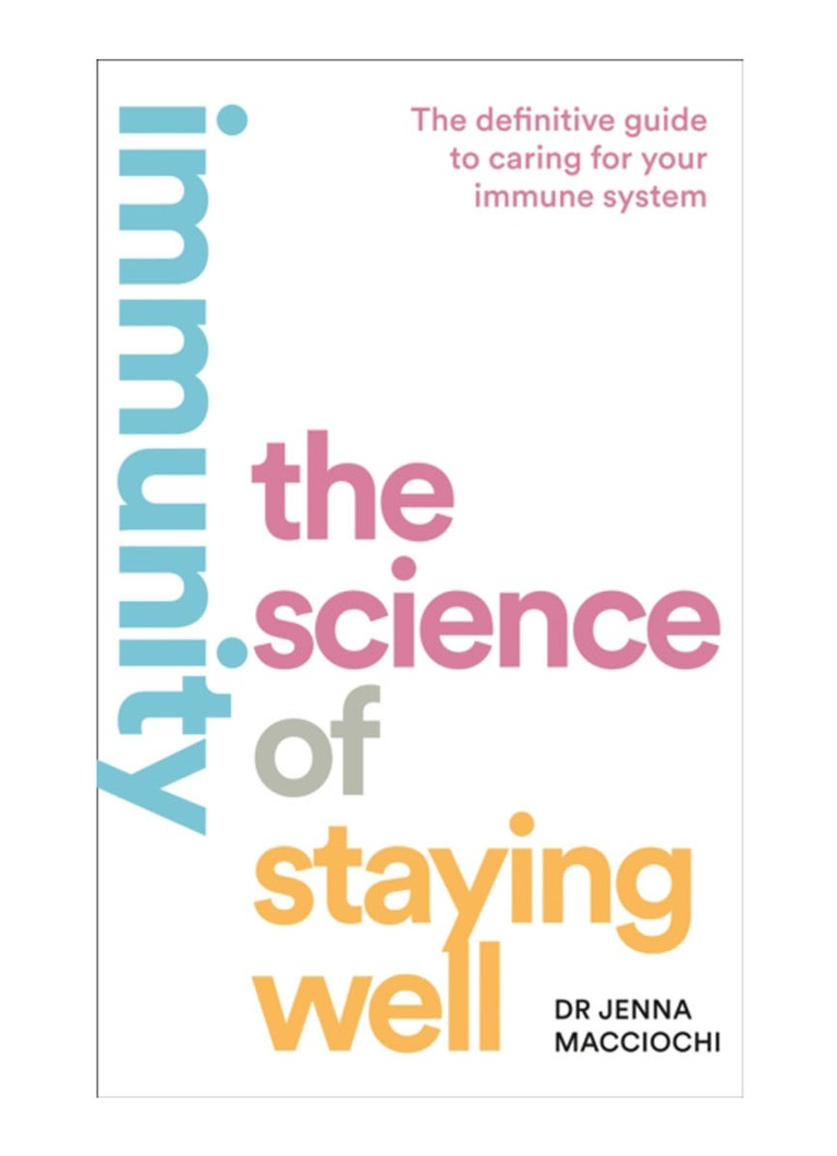undefined - Immunity: The Science of Staying Well - null