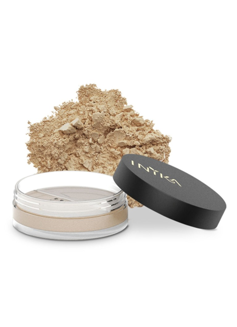 INIKA - Loose Mineral Foundation SPF25 - concealer & foundation poeder - Strength