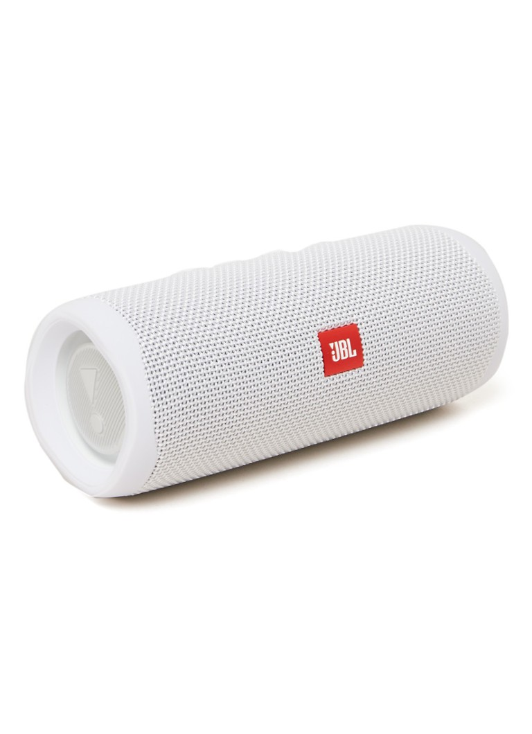 JBL - Flip 5 waterproof bluetooth speaker IPX7 - Wit