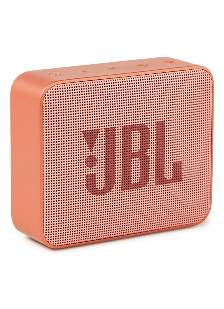 JBL - Go 2 waterproof bluetooth speaker - Roodbruin