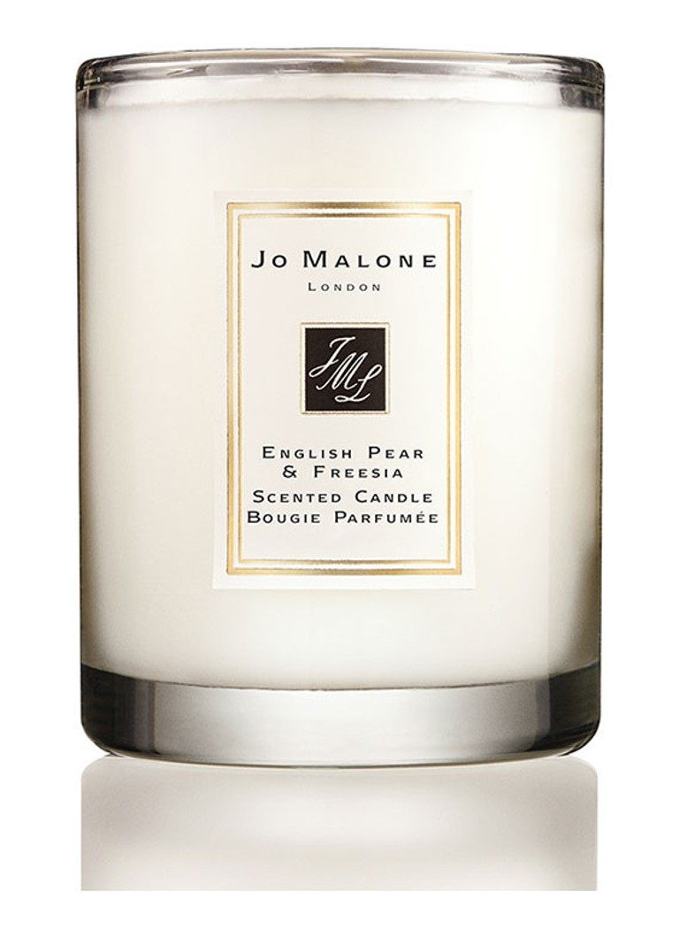 Jo Malone London - English Pear & Freesia - mini geurkaars - Wit