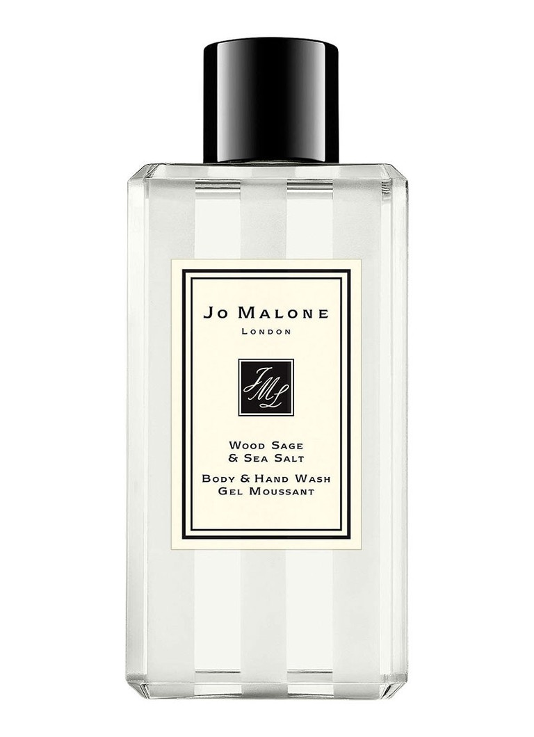 Jo Malone London - Wood Sage & Sea Salt Body & Hand Wash - travel size douchegel & handzeep -
