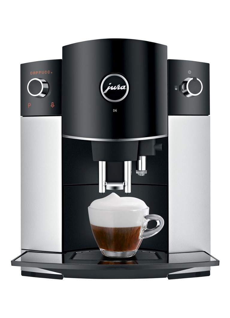 jura d6 espressomachine 15181 � de bijenkorf