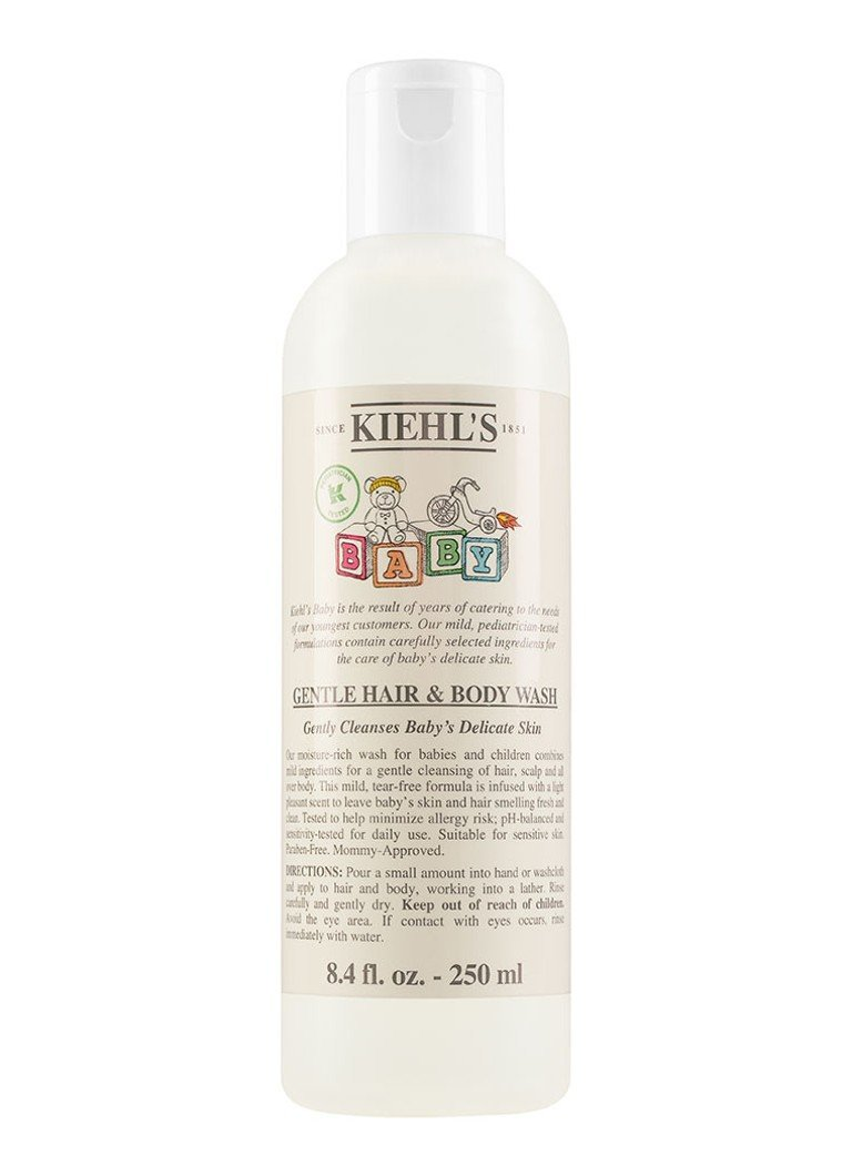 Kiehl's - Baby Hair and Body Wash - shampoo & douchegel - null