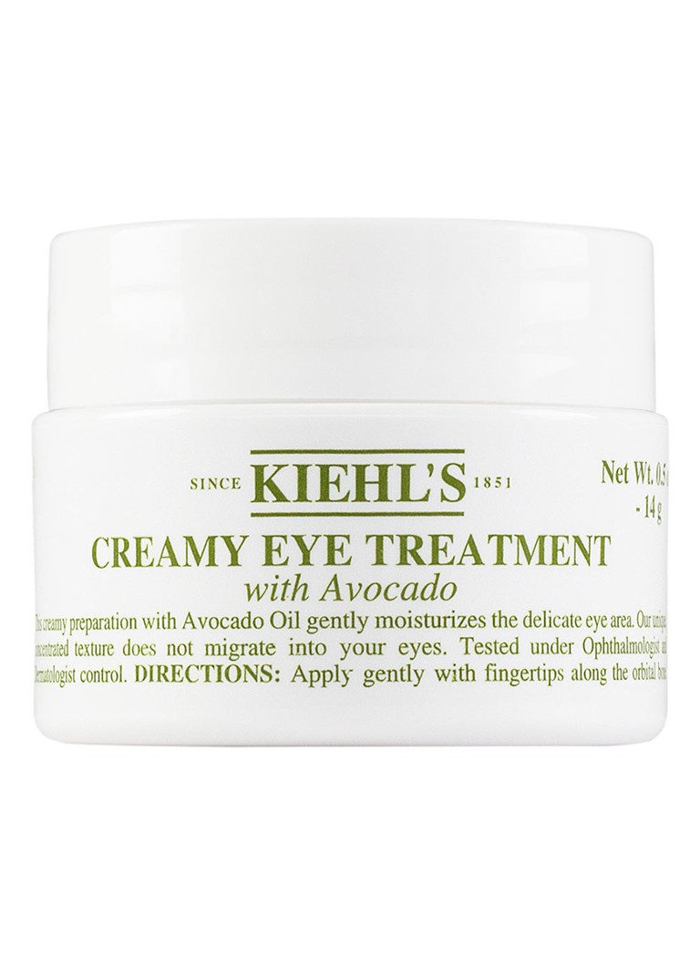Kiehl's - Creamy Eye Treatment with Avocado - oogcrème -