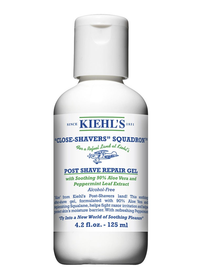 Kiehl's - Post Shave Repair Gel - aftershave - null