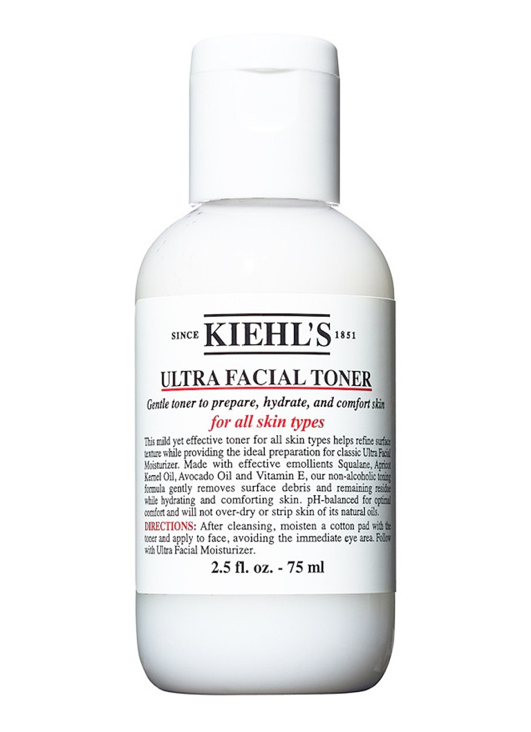 Kiehl's - Ultra Facial Toner - travel size toner -