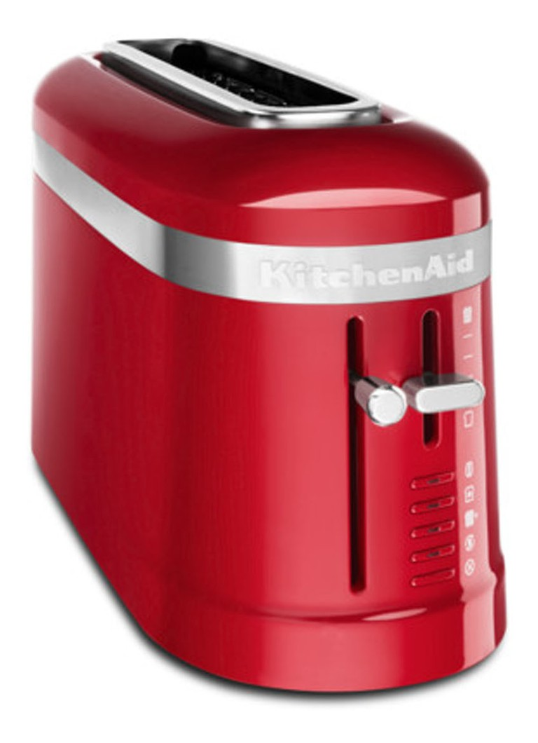 KitchenAid - 2-slice broodrooster 1-slot 5KMT3115EER - Rood