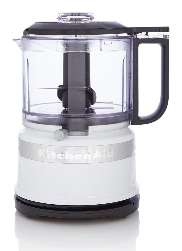 KitchenAid - Mini hachoir 830 ml 5KFC3516 - Blanc