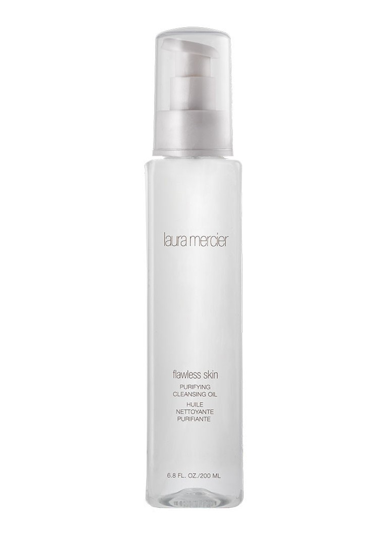 Laura Mercier - Purifying cleansing oil - huile nettoyante - null