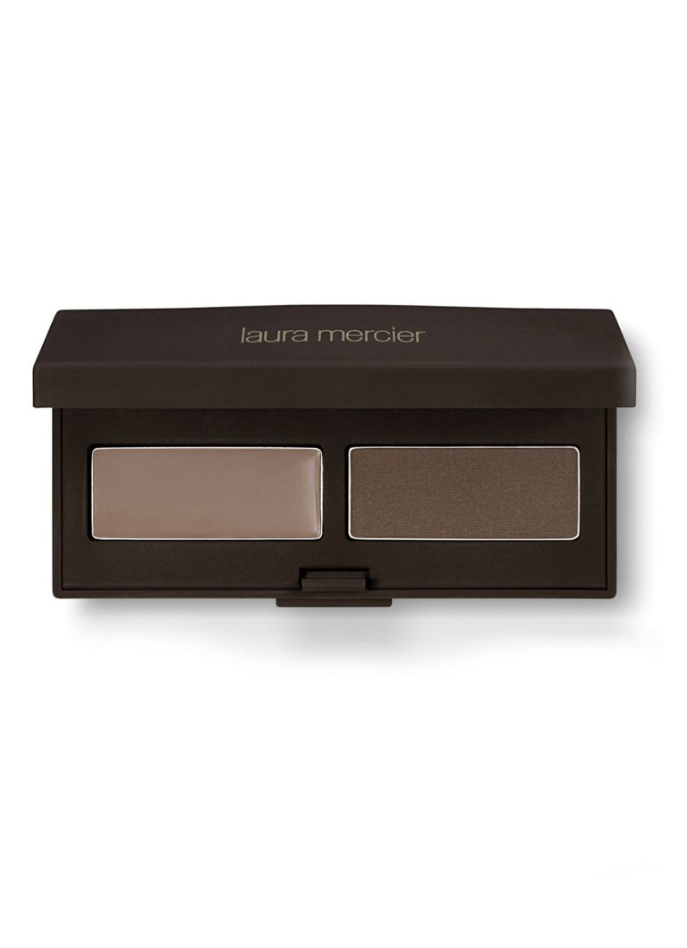 Laura Mercier - Sketch & Intensify Pommade and Powder Brow Duo - kit sourcils - Deep Ash