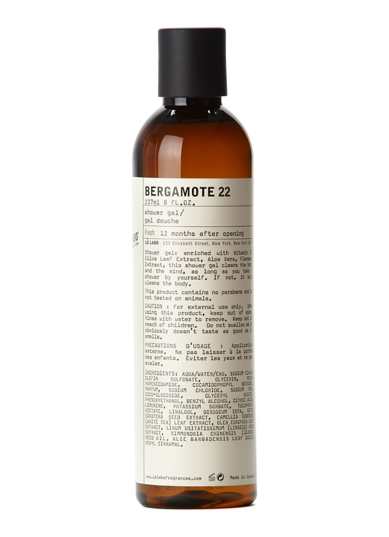 Le Labo - Bergamote 22 douchegel -