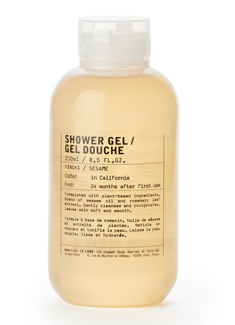 Le Labo - Hinoki / Sesame Shower Gel - douchegel -