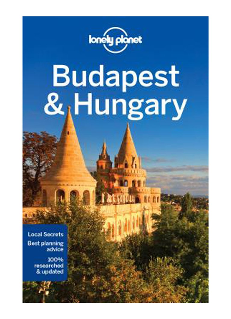 Lonely Planet - Budapest & Hongarije - null