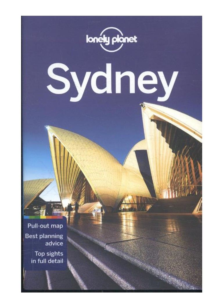 Lonely Planet - Sydney -