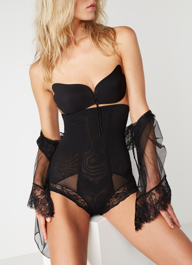 MAGIC Bodyfashion - Va-va-voom soutien-gorge push-up adhésif - Noir